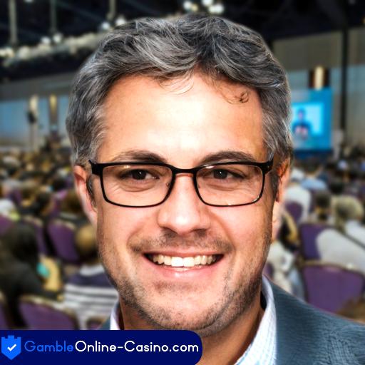 Jim Porter - gambling expert and GambleOnline-Casino.com editor-in-chief
