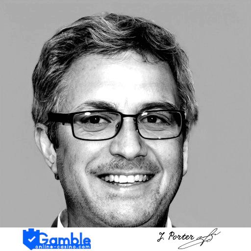 Jim Porter - Main expert of GambleOnline-Casino.com
